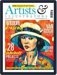 Artists & Illustrators (Digital) Subscription June 23rd, 2015 Issue