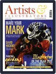 Artists & Illustrators (Digital) Subscription May 21st, 2015 Issue