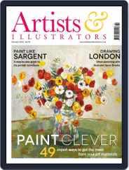 Artists & Illustrators (Digital) Subscription January 5th, 2015 Issue