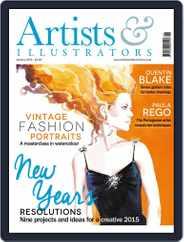 Artists & Illustrators (Digital) Subscription December 4th, 2014 Issue