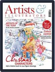 Artists & Illustrators (Digital) Subscription November 6th, 2014 Issue