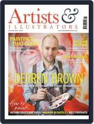 Artists & Illustrators (Digital) Subscription October 9th, 2014 Issue