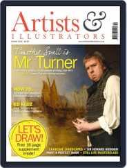 Artists & Illustrators (Digital) Subscription September 18th, 2014 Issue