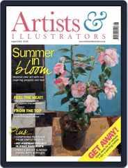 Artists & Illustrators (Digital) Subscription July 17th, 2014 Issue