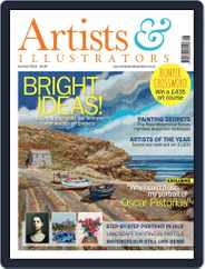 Artists & Illustrators (Digital) Subscription June 19th, 2014 Issue
