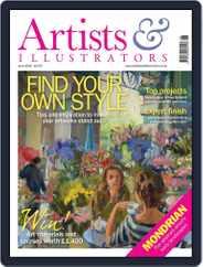 Artists & Illustrators (Digital) Subscription April 24th, 2014 Issue