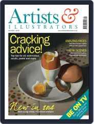 Artists & Illustrators (Digital) Subscription February 28th, 2014 Issue
