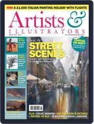 Artists & Illustrators (Digital) Subscription January 30th, 2014 Issue