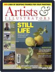 Artists & Illustrators (Digital) Subscription January 2nd, 2014 Issue