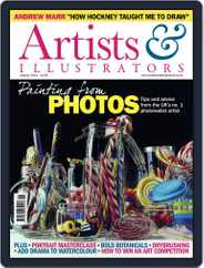Artists & Illustrators (Digital) Subscription December 9th, 2013 Issue