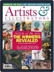 Artists & Illustrators (Digital) Subscription November 6th, 2013 Issue