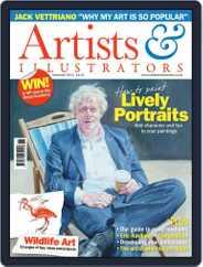 Artists & Illustrators (Digital) Subscription October 9th, 2013 Issue