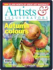 Artists & Illustrators (Digital) Subscription September 12th, 2013 Issue