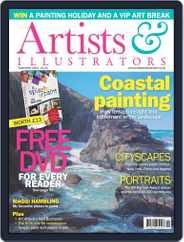 Artists & Illustrators (Digital) Subscription August 14th, 2013 Issue