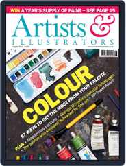 Artists & Illustrators (Digital) Subscription July 17th, 2013 Issue