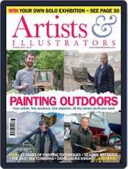 Artists & Illustrators (Digital) Subscription June 19th, 2013 Issue