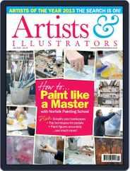 Artists & Illustrators (Digital) Subscription May 22nd, 2013 Issue