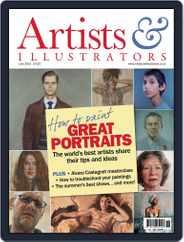 Artists & Illustrators (Digital) Subscription April 29th, 2013 Issue