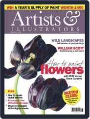 Artists & Illustrators (Digital) Subscription March 27th, 2013 Issue