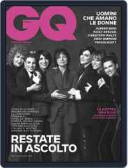 Gq Italia (Digital) Subscription May 1st, 2020 Issue
