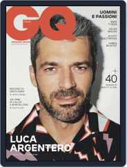 Gq Italia (Digital) Subscription September 1st, 2019 Issue