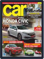 Car India (Digital) Subscription March 1st, 2019 Issue