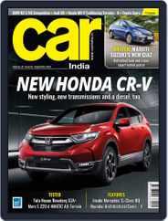 Car India (Digital) Subscription September 1st, 2018 Issue