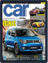 Car India (Digital) Subscription February 1st, 2017 Issue