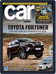 Car India (Digital) Subscription December 1st, 2016 Issue