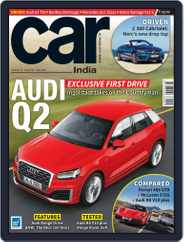 Car India (Digital) Subscription July 2nd, 2016 Issue