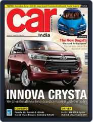 Car India (Digital) Subscription May 3rd, 2016 Issue