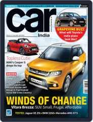 Car India (Digital) Subscription April 1st, 2016 Issue