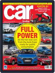 Car India (Digital) Subscription March 2nd, 2016 Issue