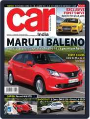 Car India (Digital) Subscription November 1st, 2015 Issue