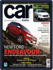 Car India (Digital) Subscription September 4th, 2015 Issue