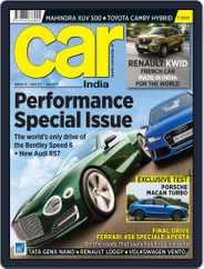 Car India (Digital) Subscription June 1st, 2015 Issue