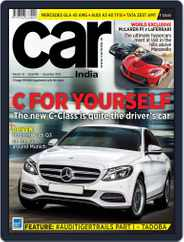 Car India (Digital) Subscription December 3rd, 2014 Issue