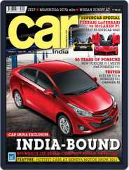Car India (Digital) Subscription April 3rd, 2013 Issue