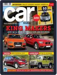 Car India (Digital) Subscription February 26th, 2013 Issue