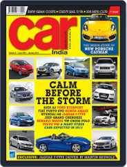 Car India (Digital) Subscription January 4th, 2013 Issue