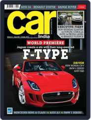 Car India (Digital) Subscription October 2nd, 2012 Issue