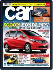 Car India (Digital) Subscription May 30th, 2012 Issue