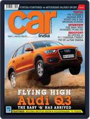 Car India (Digital) Subscription May 2nd, 2012 Issue