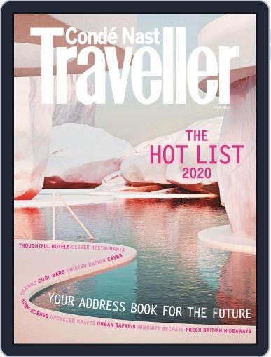 Conde Nast Traveller UK (Digital) June 1st, 2020 Issue Cover