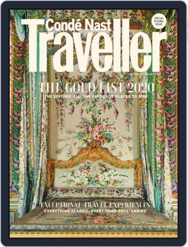 Conde Nast Traveller UK (Digital) January 1st, 2020 Issue Cover