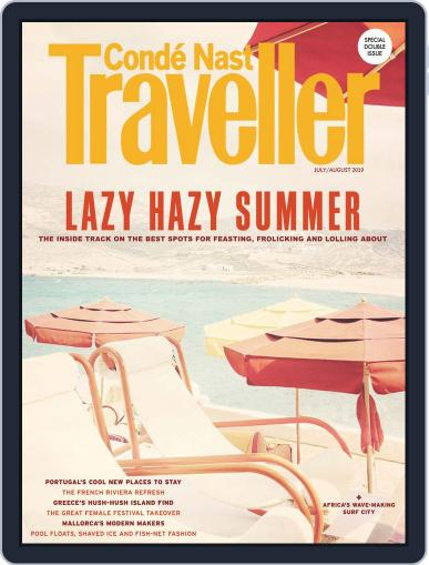 Conde Nast Traveller UK (Digital) July 1st, 2019 Issue Cover