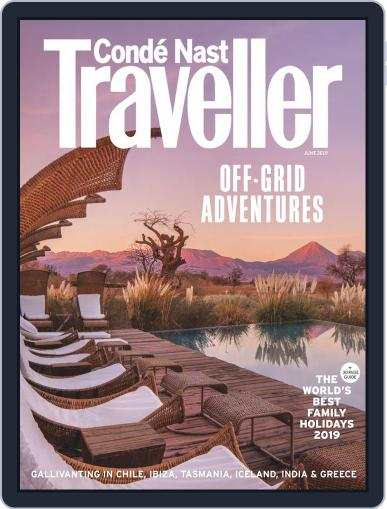Conde Nast Traveller UK (Digital) June 1st, 2019 Issue Cover