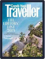 Conde Nast Traveller UK (Digital) Subscription April 1st, 2019 Issue