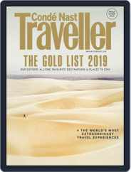 Conde Nast Traveller UK (Digital) Subscription January 1st, 2019 Issue