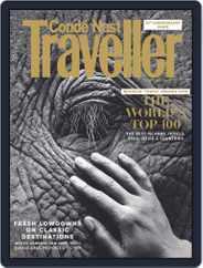 Conde Nast Traveller UK (Digital) Subscription October 1st, 2018 Issue